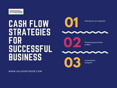 What is cash flow and its strategies for a successful business?