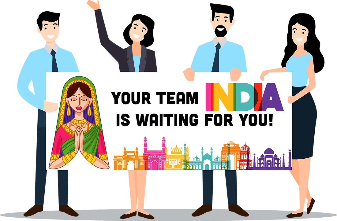 accountooze virtual accountants- Your Team India Is Waiting For You!