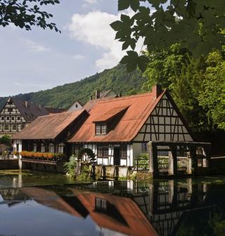 Mühlenstraßen - Tour