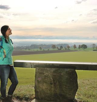 Atzenberger Höhe - Tour