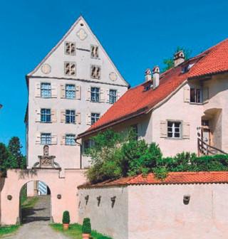 Schloss Achberg - Argen - Tour