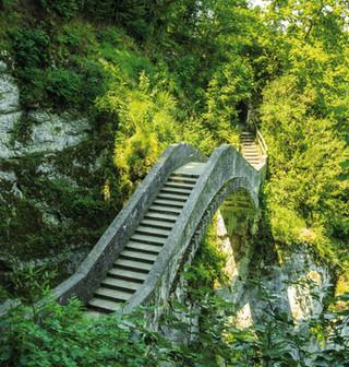Donau - Teufelsbrücke - Tour