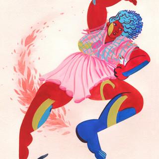 La ballerine révolutionnaire