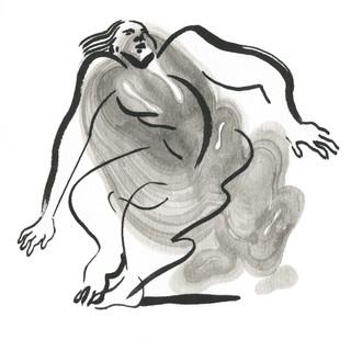 Danse fluide