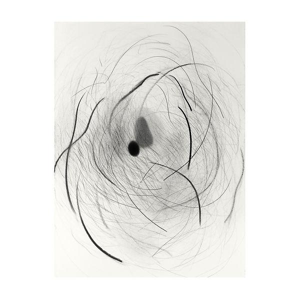 creuser voix, fouiller silence [ombres], Célina Guiné, 2021