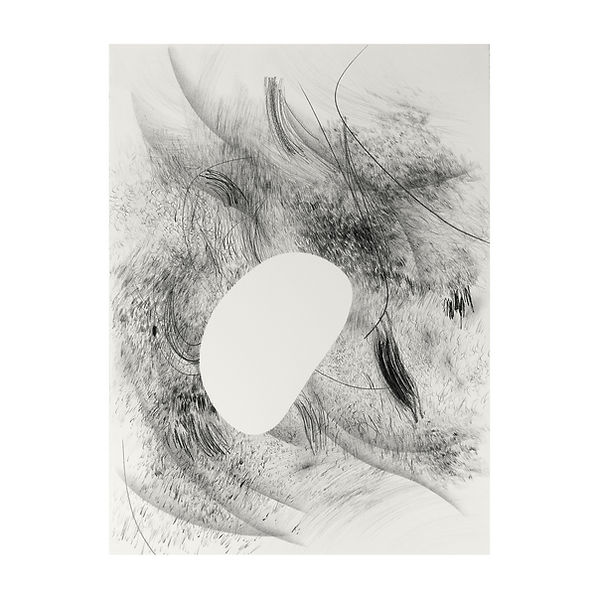 creuser voix, fouiller silence [amnésie], Célina Guiné, 2021
