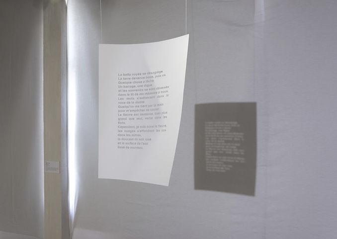 Une digue a lâché Vue d'expo 3 Traversées (photo Jeanne).jpg