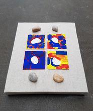 cartes mémoire 2, Célina Guiné, 2020