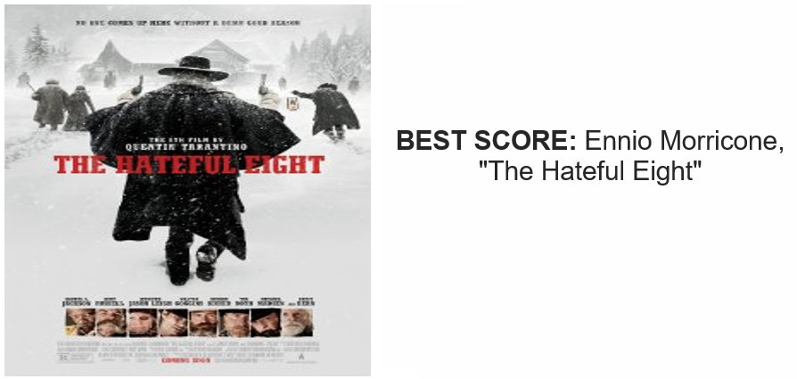 HATEFUL EIGHT   CRITICS CHOICE