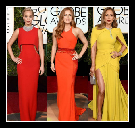 RED CARPET GOLDEN GLOBE 2016