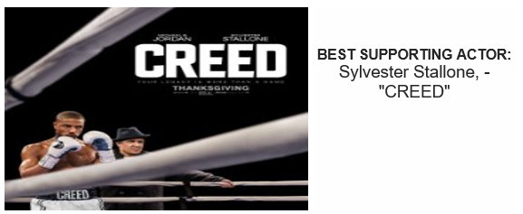 CREED CRITICS CHOICE