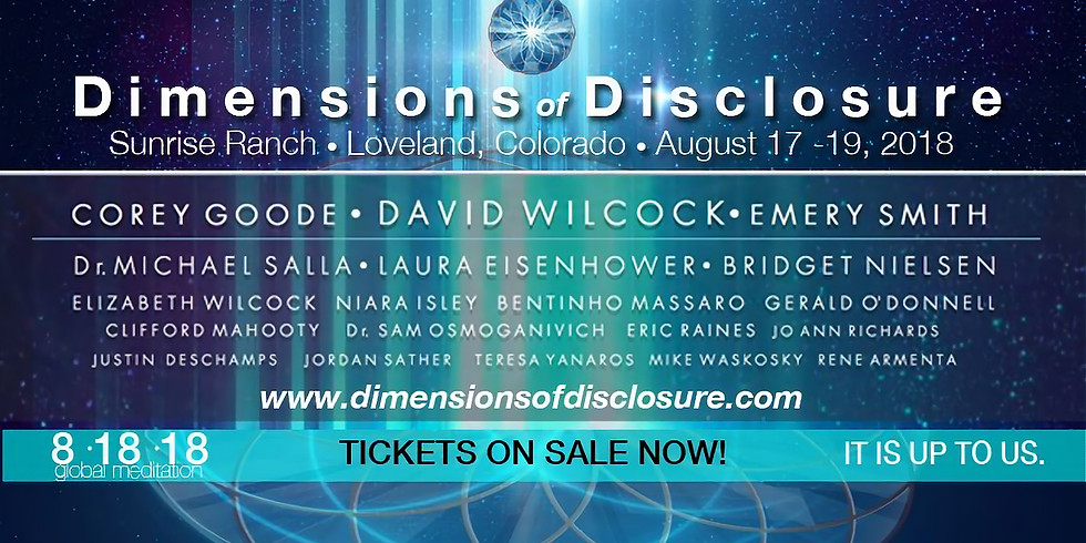 Dimensions of Consciousness Workshop