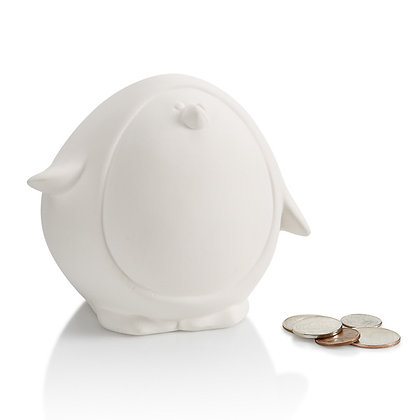 Pudgy Party Penguin Bank