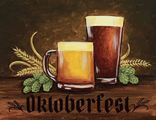 Craft Beers Canvas