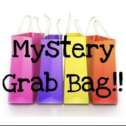 Mystery Grab Bag - Up to $75 value