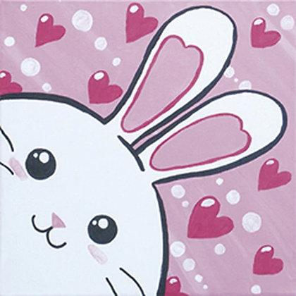 Hunny Bunny Canvas