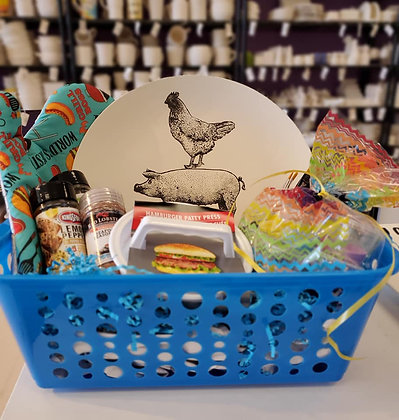 Farmer's Choice Grilling Basket