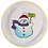 Thumbnail: Snowman Party Plate