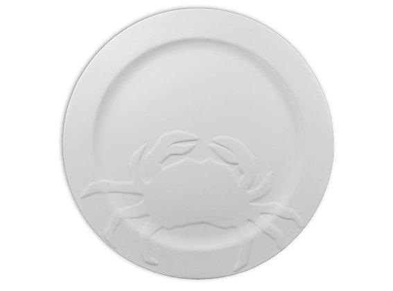 Crab Rim Plate