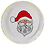 Thumbnail: Santa Party Plate
