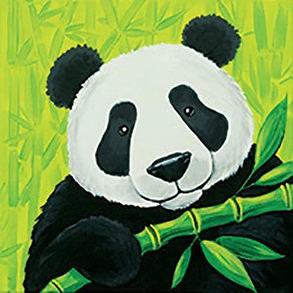 Panda Bear Canvas