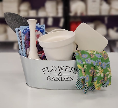 Garden Lovers Basket