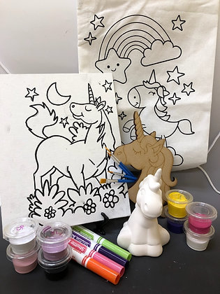 Unicorn Tote-o-Fun