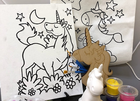Unicorn Tote-o-Fun