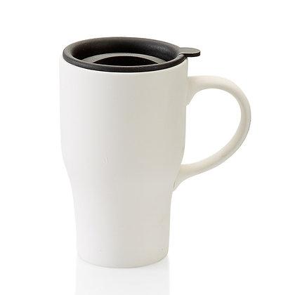 Travel Mug w/ Lid 18oz.
