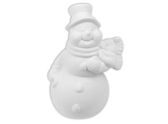 Fundraiser-Jolly Snowman Figurine