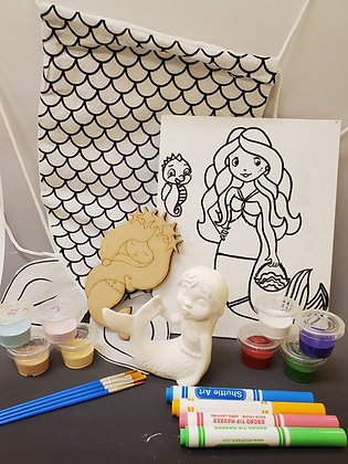 Mermaid Tote-o-Fun