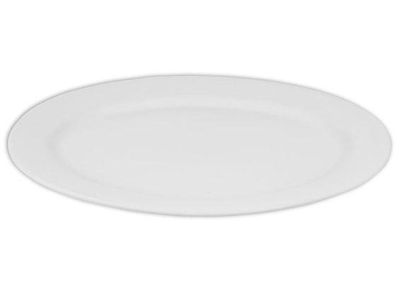 Legacy Rim Oval Platter  10x15