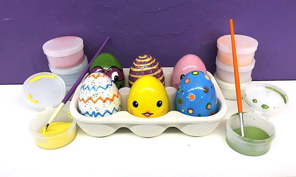 Egg and Crate Kit