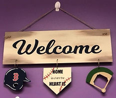 baseball welcome