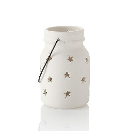 Jar Star Lantern