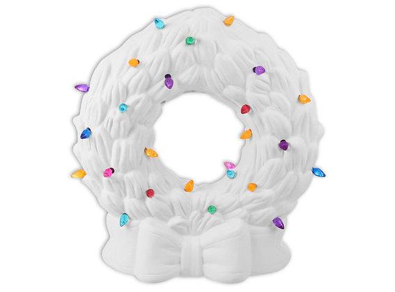 Lighted Wreath - BI