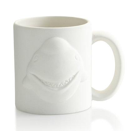 Shark Ani Mug