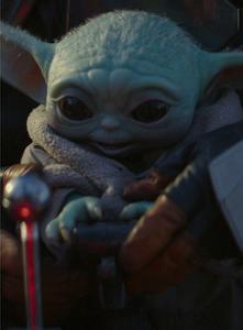 baby yoda yoda