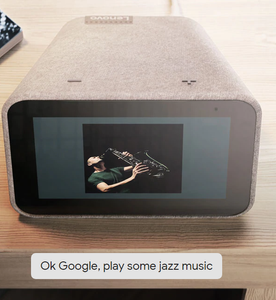 Enjoy your favorite tunes, anywhere in the home