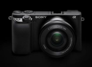 Point-and-shoot: Sony a6100