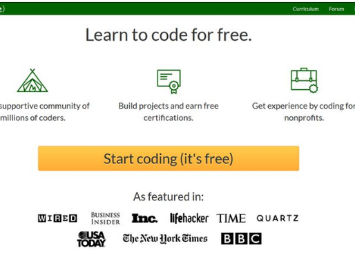 TOP 10 WAYS TO LEARN TO CODE