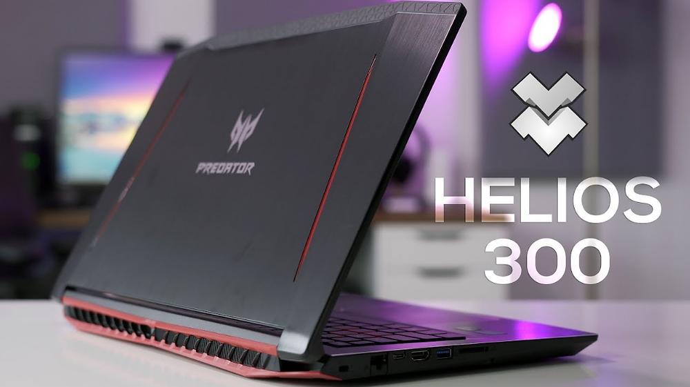 Acer Predator Helios 300 - 15.6-inch
