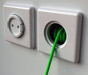 Extendable Power Outlet