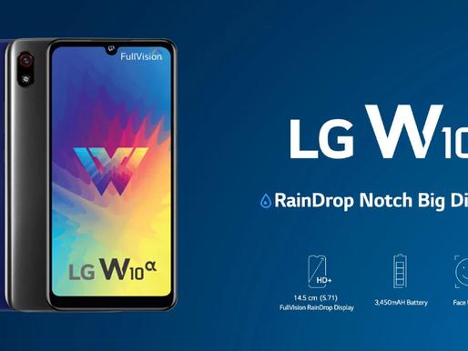 LG W10 Alpha REVIEW
