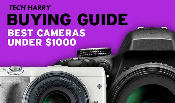 Best cameras under $1000 in 2020