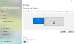Detecting Your TV in Windows