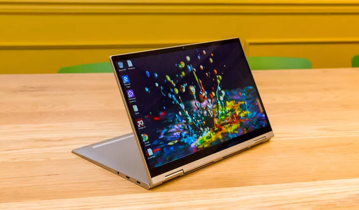 Lenovo Yoga Chromebook C740