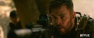 Chris Hemsworth Extraction Movie