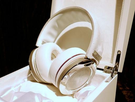 WORLD'S MOST EXPENSIVE HEADPHONES