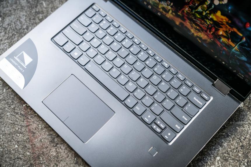 Lenovo IdeaPad 5 Keypad